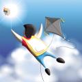 Kite - Pipa Icon