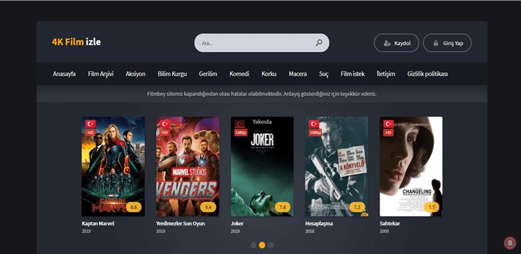Watch HD Movies apk