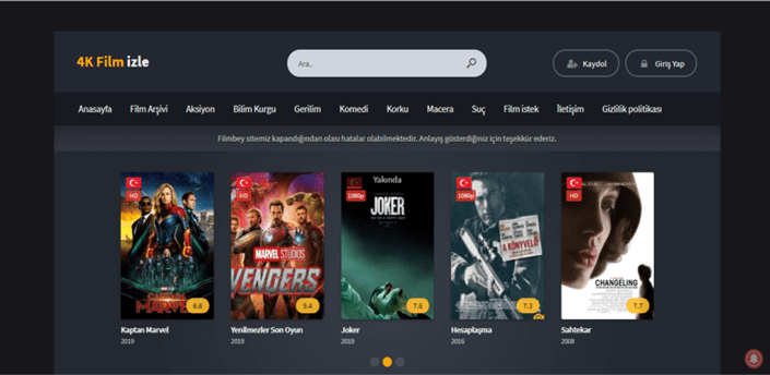 Cinema Movies apk
