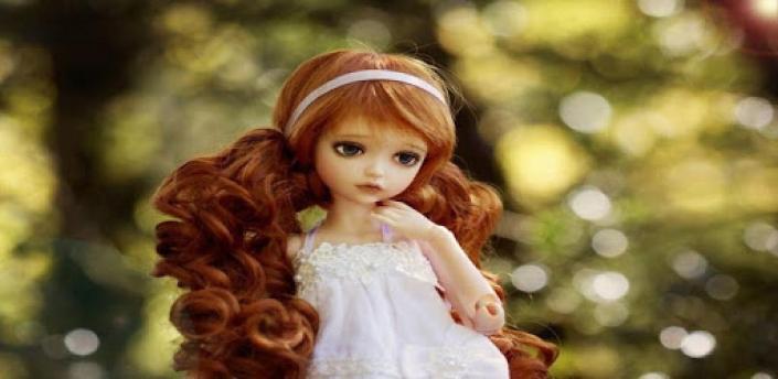 Cute Baby 3D Doll Wallpaper 2018 apk