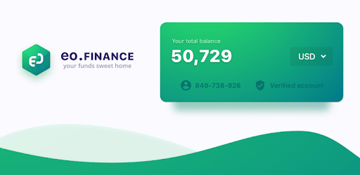 EO.Finance: Buy and Sell Bitcoin. Crypto Wallet apk