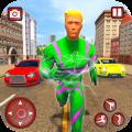 Grand Light speed Robot- Robot Speed Hero Game Icon