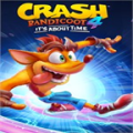 Crash Bandicoot Adventure Icon