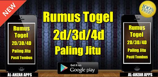 Rumus Togel 2D/3D/4D Paling Jitu apk