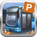 Bus Parking Simulator 3D Free Icon