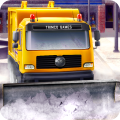 City Truck Snow Cleaner 16 Icon