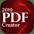 PDF Creator convert text & image to PDF converter Icon