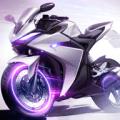 Speed Moto Icon