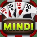 Mindi - Desi Indian Card Game Mendi with Mendikot Icon