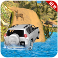 Offroad Land Cruiser Jeep Icon