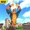Super Rope Crime Hero - Grand City Simulator Game Icon