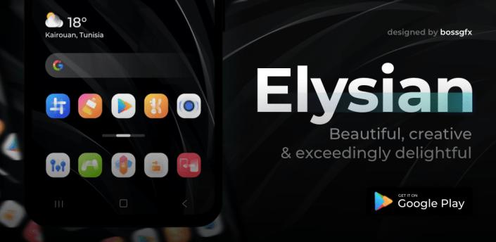 Elysian Icon Pack apk