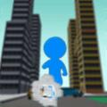 HUMAN RUNNER 3D Icon