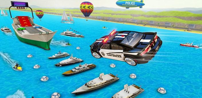 Real Police Ramp Games: Bike Stunt Car Stunt Games apk