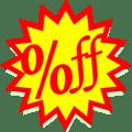 Discount Calculator + Icon
