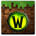 World of Minecraft Icon
