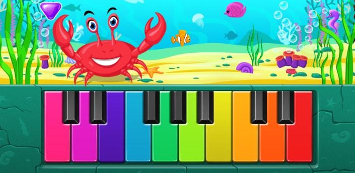 Children's piano apk