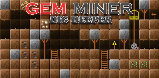 Gem Miner: Dig Deeper apk