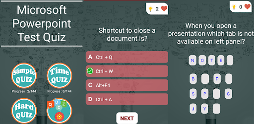 Microsoft Powerpoint Test Quiz apk
