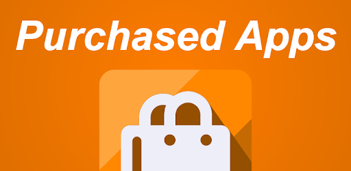 Purchased Apps (Restore your paid apps) apk