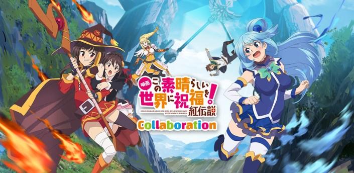 Sword Master Story - Konosuba Collab apk