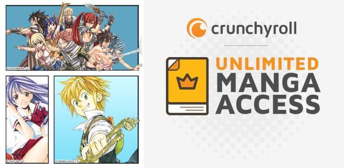 Crunchyroll Manga apk