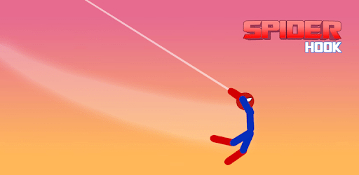 Super Hero Flip: Spider Stickman Hook apk