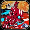 Robot war fighting games x 3 Icon