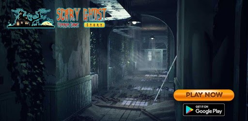 Scary Ghost House Escape Story - Horror Game apk