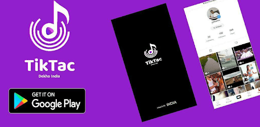 TikTac - Short Video App By Made in India apk