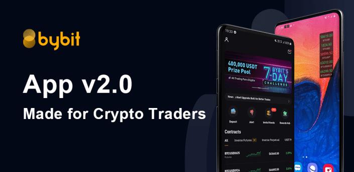 Bybit: Crypto Trading Platform apk