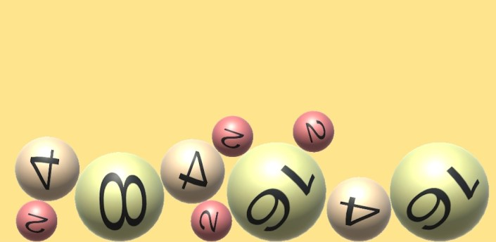 3D Roll Ball - 2048 Merge Puzzle apk