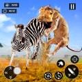 Lion Games Simulator 3D: Wild Animal Games 2021 Icon