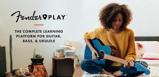 Guitar Lessons, Bass & Ukulele   Fender Play apk