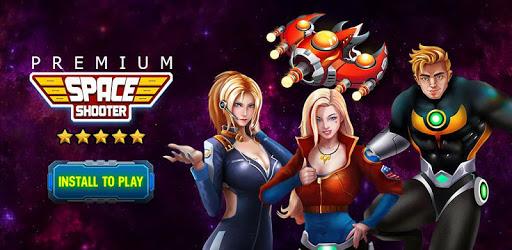 Space Shooter: Alien vs Galaxy Attack (Premium) apk