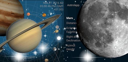 Astrolapp Live Planets and Sky Map apk