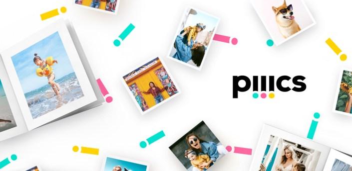Piiics - Unlimited Free Photo Prints & Photo Books apk