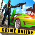 Crime Online - Action Game Icon