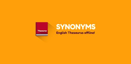 Thesaurus (Synonyms offline) apk