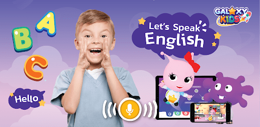Learn English for Kids by Galaxy Kids apk