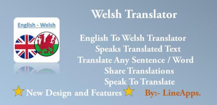 Welsh Translator apk
