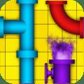 Pipe - logic puzzles Icon