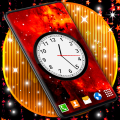 Classic Clock Wallpaper 🕚 Abstract Live Wallpaper Icon