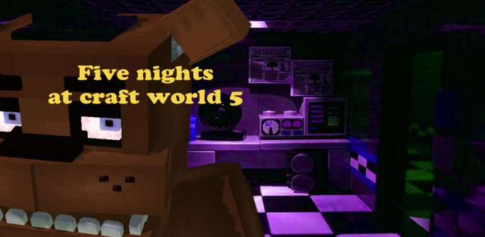 Five night horror freddy pizzeria apk