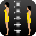Height Increase Exercises at Home - Grow Taller Icon
