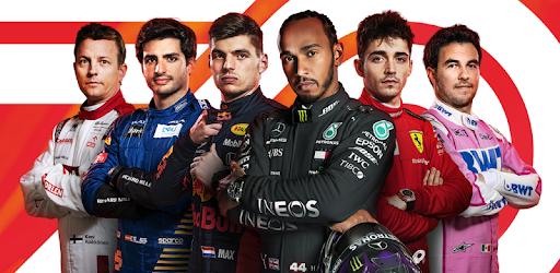 F1 Mobile Racing apk