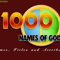 1000 NAMES OF GOD Icon