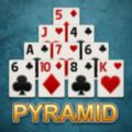 Solitaire Pyramid Icon