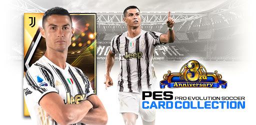 PES CARD COLLECTION apk