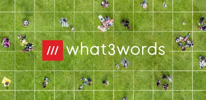 what3words: Never get lost again apk